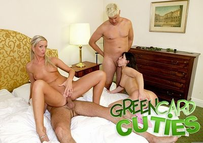 Green Card Cuties videos